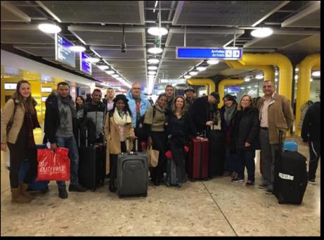 משלחת הקריה האקדמית אונו לסמינר WIPO – דצמבר 2016