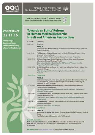 towards-an-ethics-reform-in-human-medical-research-2016